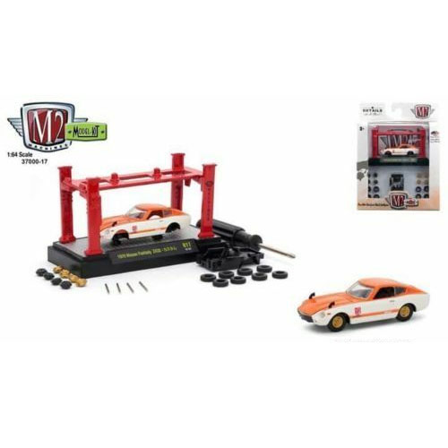 M2 Machines 1970 Nissan Fairlady Z432 - Model Kit Auto-Lift - Panamá