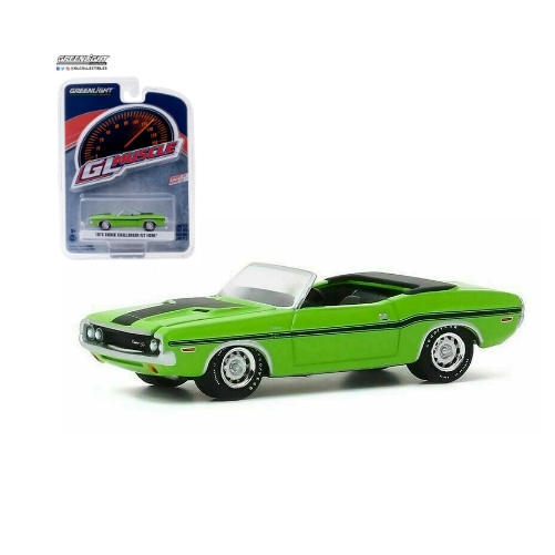 Greenlight GL Muscle 1970 Dodge Challenger R/T HEMI - 2020 - Verde