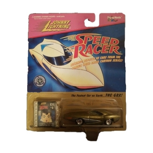 Johnny Lightning 1997 Speed Racer The GRX - 2020 - Olivo