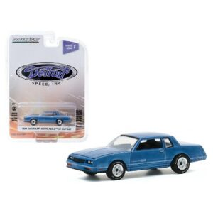 Greenlight Detroit Speed 1984 Chevy Monte Carlo SS - 2020 - Azul