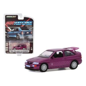Greenlight Hot Hatches 1996 Ford Escort RS Cosworth - 2020 - Morado