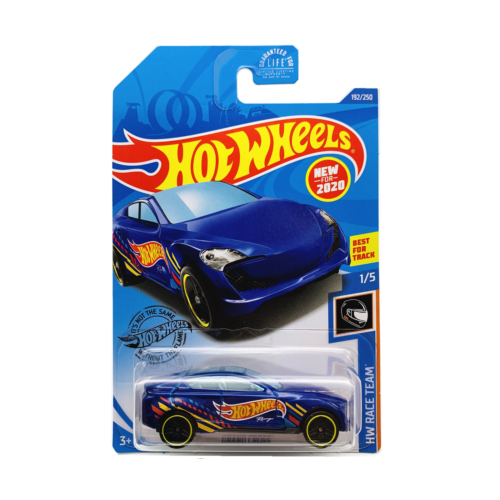 Hot Wheels Grand Cross - 2020 - Azul