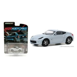 Greenlight Hot Hatches 2020 Nissan 370z - 2020 - Gris