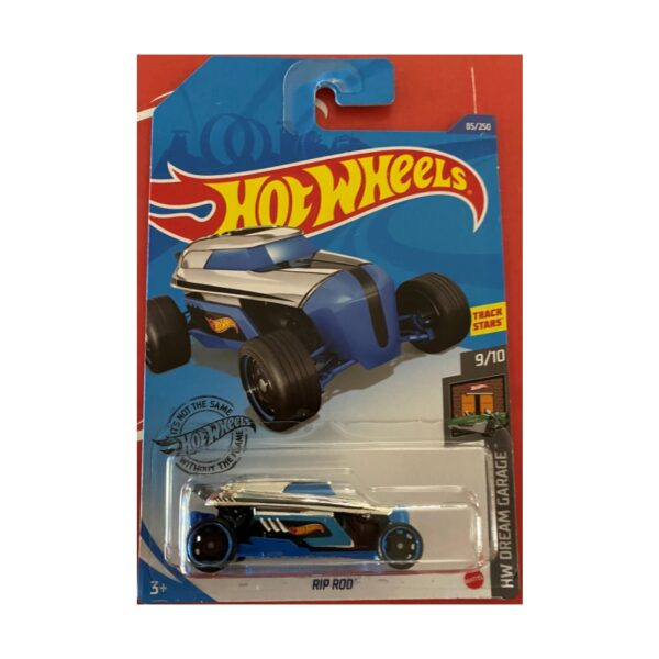 Hot Wheels Rip Rod Case N - 2020 - Cromo