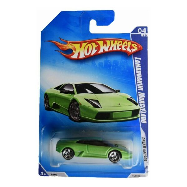 Hot Wheels 2009 Lamborghini Murcielago - 2020 - Verde