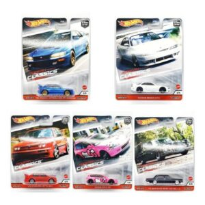 Hot Wheels Premium Modern Classics 2020 Set