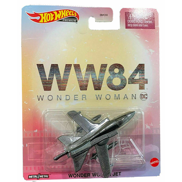 Hot Wheels Wonder Woman Jet en Panamá
