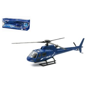 NEW RAYS 1:43 EUROCOPTER AS350 POLICE