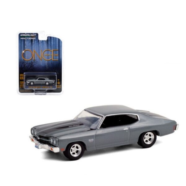Greenlight 1970 Chevrolet Chevelle SS Once Upon a Time - Gris