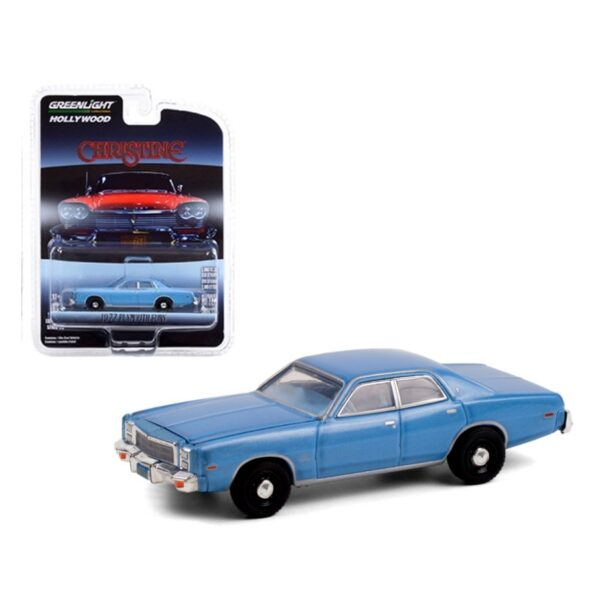 Greenlight Hollywood 1977 Plymouth Fury Christine - Celeste